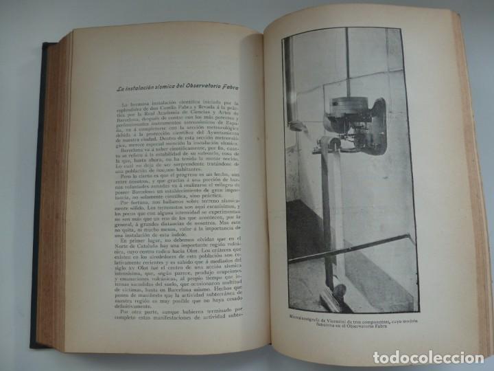 Libros antiguos: ASTRONOMÍA Y CIENCIA GENERAL. JOSÉ COMAS SOLÁ. 1907 - Foto 10 - 184326606