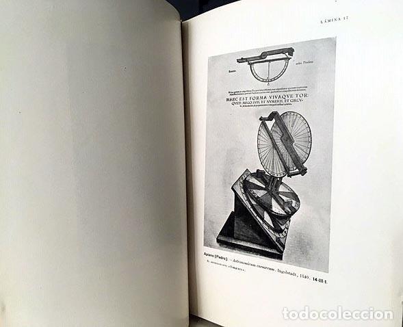 LAS MATEMÁTICAS EN LA BIBLIOTECA DEL ESCORIAL. 1929 (ASTRONOMÍA, CARTOGRAFÍA, RELOJES, ASTROLABIOS (Libros Antiguos, Raros y Curiosos - Ciencias, Manuales y Oficios - Astronomía)