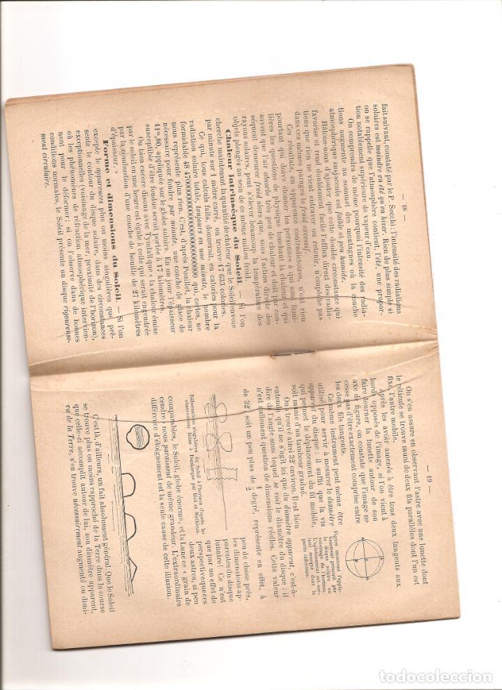 Libros antiguos: 53.LE SOLEIL. EL SOL - Foto 2 - 185913291