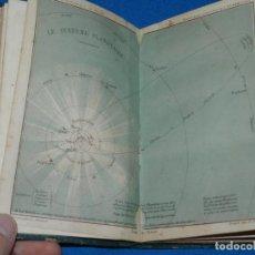Libros antiguos: (MF) ATLAS ASTRONIMIQUE DE POCHEM C FLAMMARION FINALES S.XIX, ILUSTRADO. Lote 186390470