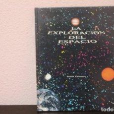Libros antiguos: LA EXPLORACION DEL ESPACIO POR RAFAEL CLEMENTE. Lote 188611180