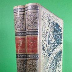 Livros antigos: 1.902 LA ATMÓSFERA. CAMILO FLAMMARION. DOS TOMOS.. Lote 190544322