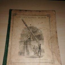 Libros antiguos: ASTRONOMÍA ILUSTRADA DE SMITH - 1879. Lote 190884631
