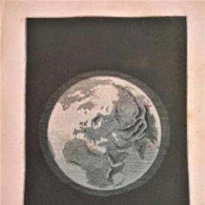 Libros antiguos: ANTIGUOS,II TOMOS,LA ATMOSFERA,GRANDES FENOMENOS NATURALES,SIGLO XIX,AÑO 1875,GRABADOS,METEREOLOGIA. Lote 191975623