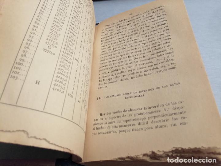 Libros antiguos: EL SOL / TOMO II / P. A. SECCHI S. J. / AÑO 1879 - Foto 3 - 193569590