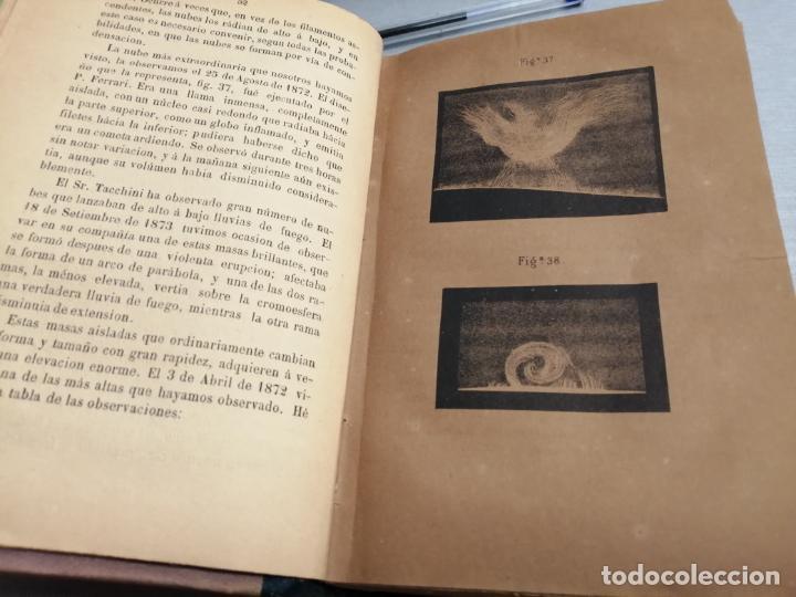 Libros antiguos: EL SOL / TOMO II / P. A. SECCHI S. J. / AÑO 1879 - Foto 5 - 193569590