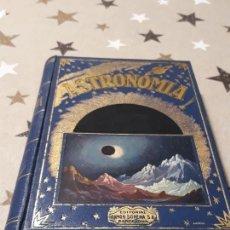 Libros antiguos: LIBRO ASTRONOMÍA JOSE COMAS SOLA 1935. Lote 193941331