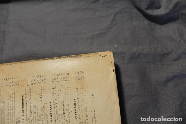 Libros antiguos: LES MONDES IMAGINAIRES ET LES MONDES RÉELS. CAMILLE FLAMMARION. TEXTO EN FRANCÉS - Foto 11 - 194493495