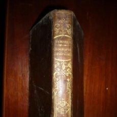 Libros antiguos: PRINCIPIOS DE GEOGRAFIA ASTRONOMICA FISICA Y POLITICA FRANCISCO VERDEJO PAEZ 1846 MADRID. Lote 194640992