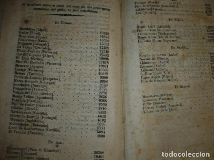 Libros antiguos: PRINCIPIOS DE GEOGRAFIA ASTRONOMICA FISICA Y POLITICA FRANCISCO VERDEJO PAEZ 1846 MADRID - Foto 9 - 194640992