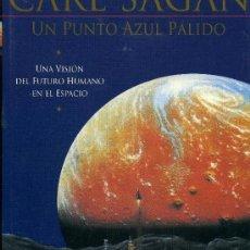 Libros antiguos: UN PUNTO AZUL PALIDO - TAPA DURA. Lote 195158756