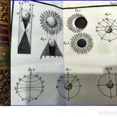 Libros antiguos: AÑO 1789: LIBRO ESPAÑOL DE FÍSICA DEL SIGLO XVIII. ILUSTRADO. VER TEMÁTICAS.. Lote 195937760