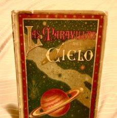 Livros antigos: LAS MARAVILLAS DEL CIELO DE S. CALLEJA AÑO 1894. Lote 196657556