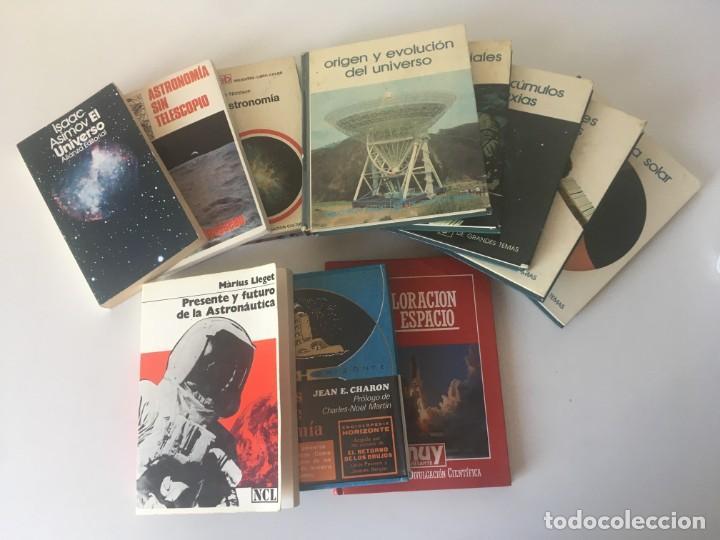 VENTA DE LIBROS A ELEGIR DE ASTRONOMÍA Y ESPACIO (Libros Antiguos, Raros y Curiosos - Ciencias, Manuales y Oficios - Astronomía)