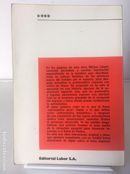 Libros antiguos: VENTA DE LIBROS A ELEGIR DE ASTRONOMÍA Y ESPACIO - Foto 3 - 197087742