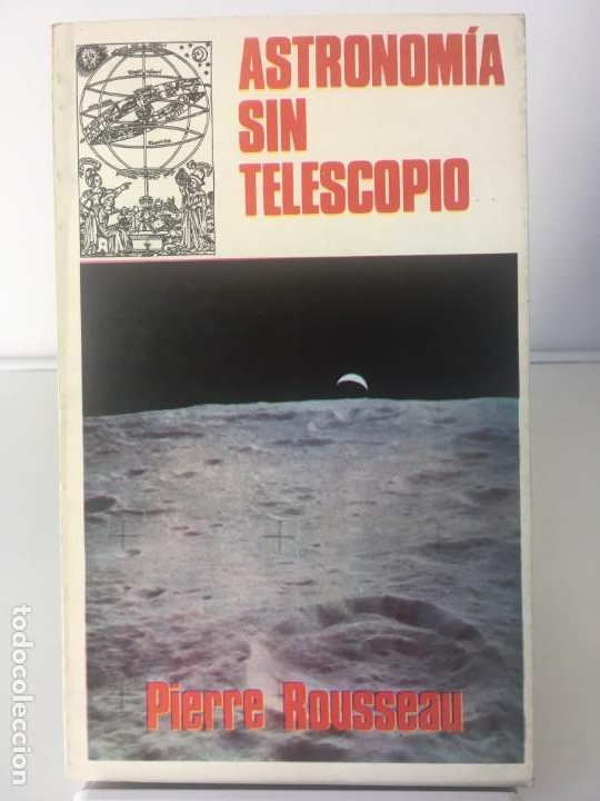 Libros antiguos: VENTA DE LIBROS A ELEGIR DE ASTRONOMÍA Y ESPACIO - Foto 4 - 197087742