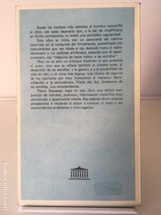 Libros antiguos: VENTA DE LIBROS A ELEGIR DE ASTRONOMÍA Y ESPACIO - Foto 5 - 197087742