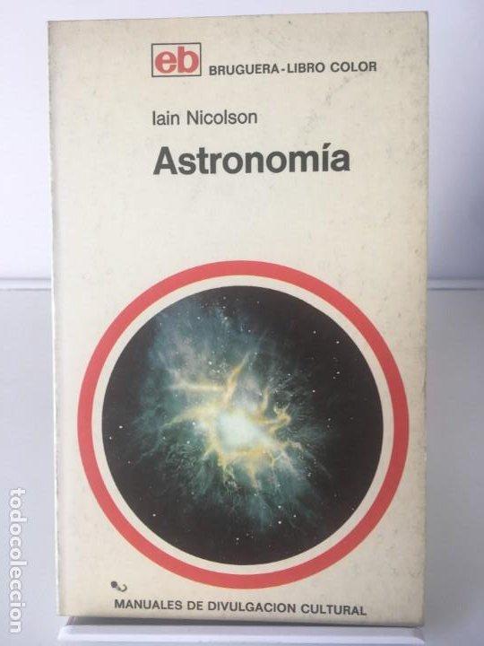 Libros antiguos: VENTA DE LIBROS A ELEGIR DE ASTRONOMÍA Y ESPACIO - Foto 6 - 197087742