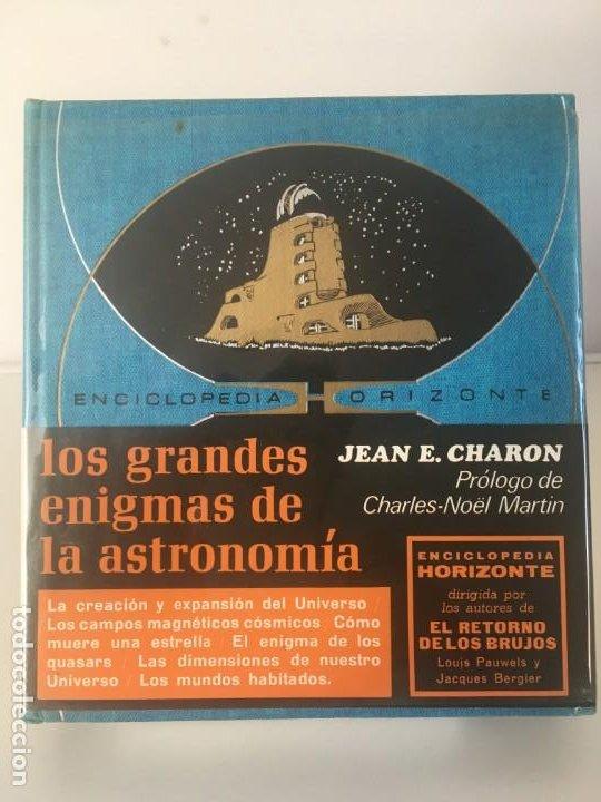 Libros antiguos: VENTA DE LIBROS A ELEGIR DE ASTRONOMÍA Y ESPACIO - Foto 8 - 197087742