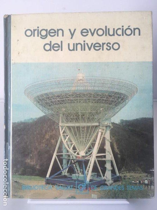 Libros antiguos: VENTA DE LIBROS A ELEGIR DE ASTRONOMÍA Y ESPACIO - Foto 9 - 197087742