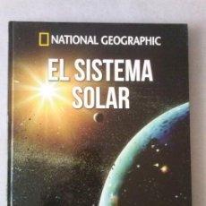 Libros antiguos: ATLAS DEL COSMOS NATIONAL GEOGRAFIC NUMERO 1-ATLAS DEL SOL, NUEVO EN BUEN ESTADO.. Lote 197347101