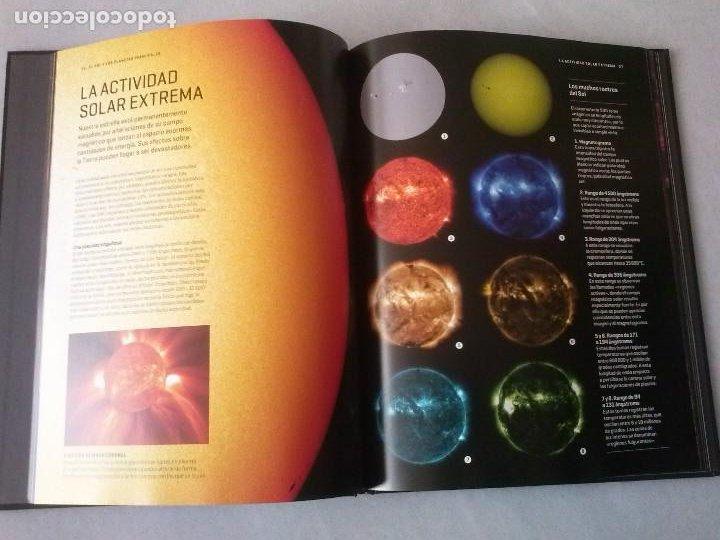 Libros antiguos: Atlas del cosmos National Geografic Numero 1-Atlas del Sol, Nuevo en buen estado. - Foto 6 - 197347101
