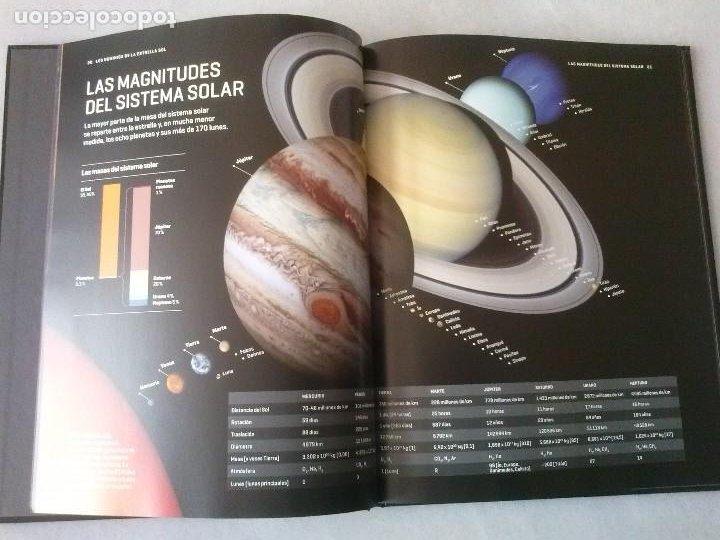 Libros antiguos: Atlas del cosmos National Geografic Numero 1-Atlas del Sol, Nuevo en buen estado. - Foto 7 - 197347101