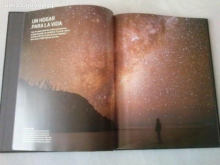 Libros antiguos: Atlas del cosmos National Geografic Numero 1-Atlas del Sol, Nuevo en buen estado. - Foto 8 - 197347101