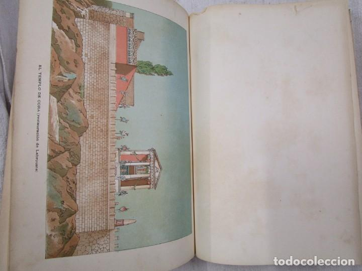 Libros antiguos: NERÓN, ESTUDIO HISTÓRICO - EMILIO CASTELAR -EDI MONTANER Y SIMÓN1891/93 3 TOMOS + INFO - Foto 12 - 198605972