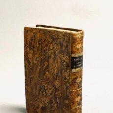 Livros antigos: ELEMENTOS DE LA GEOGRAFÍA ASTRONÓMICA, NATURAL Y POLÍTICA DE ESPAÑA Y PORTUGAL-I. DE ANTILLÓN-1824. Lote 199036940