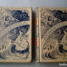 Libros antiguos: LA ATMOSFERA. CAMILO FLAMMARION. 1902.. Lote 202263696