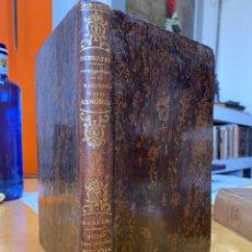 Libros antiguos: AÑO 1854.- TEORÍA BIBLICA DE LA COSMOGONÍA Y DE LA GEOLOGÍA. DEBREYNE. COSMOLOGÍA.. Lote 203980890