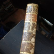 Libros antiguos: COLECCIÓN COMPLETA DE TABLAS PARA LOS USOS DE LA NAVEGACIÓN Y ASTRONOMÍA NÁUTICA. MENDOZA. 1850. Lote 204181575