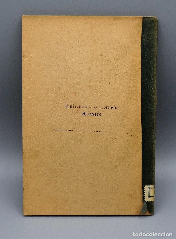 Libros antiguos: El Calendario Francisco Pinto Comité Nacional de Astrologia 1929 - Foto 6 - 204672531