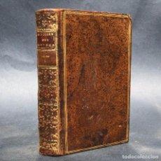 Libros antiguos: 1770 - HISTORIA NATURAL DEL AIRE Y LOS METEORITOS - LLUVIA - CLIMATOLOGIA - ENCUADERENACIÓN. Lote 204988241