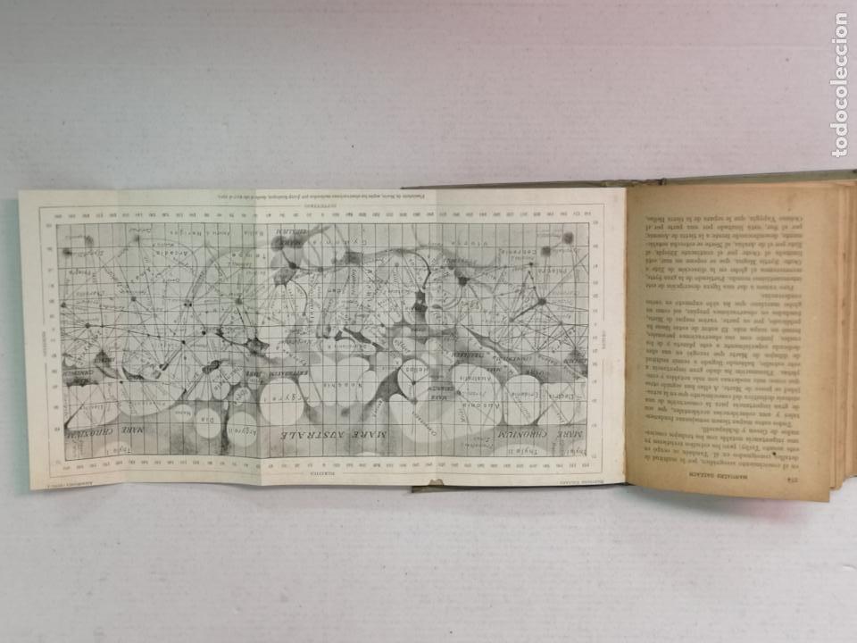Libros antiguos: ASTRONOMÍA JOSÉ COMAS SOLA MANUALES GALLACH - Foto 9 - 206312501