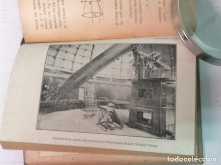 Libros antiguos: ASTRONOMÍA JOSÉ COMAS SOLA MANUALES GALLACH - Foto 16 - 206312501