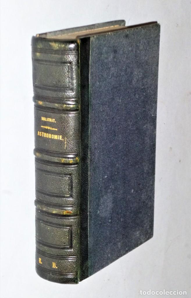 COURS ÉLÈMENTAIRE D´ASTRONOMIE (Libros Antiguos, Raros y Curiosos - Ciencias, Manuales y Oficios - Astronomía)