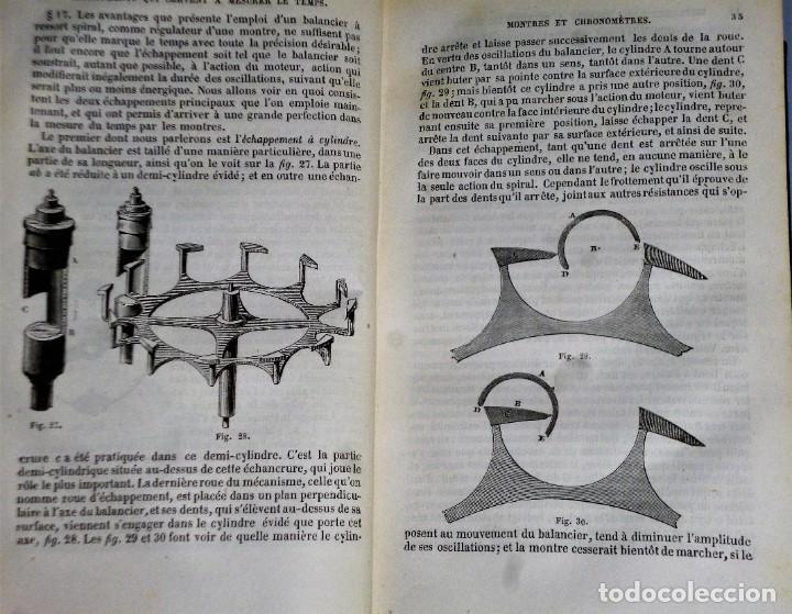 Libros antiguos: COURS ÉLÈMENTAIRE D´ASTRONOMIE - Foto 4 - 208203626
