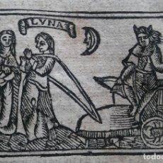 Livros antigos: EL NON PLUS ULTRA DEL LUNARIO PERPÉTUO, GERÓNIMO CORTÉS. SIGLO XVIII. Lote 208412900