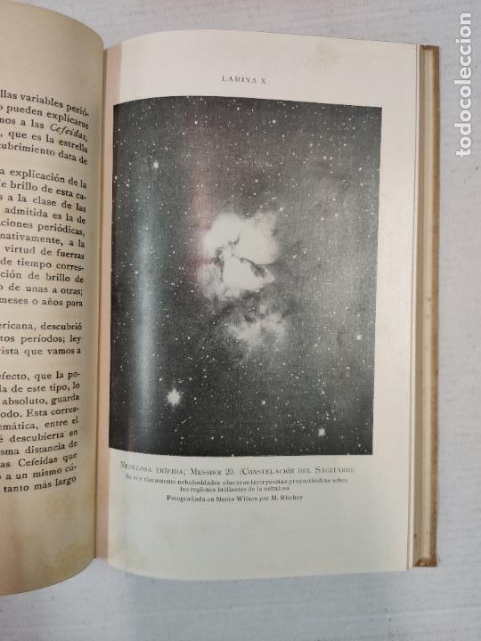 Libros antiguos: ASTRONOMIA - E. ESCLANGON - Barcelona, 1936 - Foto 9 - 208896785