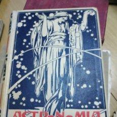 Libros antiguos: ASTRONOMÍA POPULAR. Lote 210046648