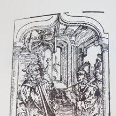 Libros antiguos: EXEMPLARIO CONTRA LOS ENGAÑOS Y PELIGROS DEL MUNDO.. Lote 211777545