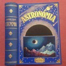 Libros antiguos: ASTRONOMÍA - JOSÉ COMAS SOLÁ - EDITORIAL SOPENA - 1ª EDICIÓN 1935.. Lote 213002793