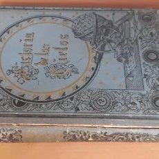 Libros antiguos: HISTORIA DE LOS CIELOS. ROBERTO STAWELL BALL. TRATADO DE ASTRONOMÍA. RAMÓN MOLINAS EDITOR.. Lote 213355846