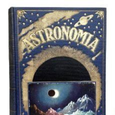 Livros antigos: 1941 - ASTRONOMÍA ILUSTRADA. CIELO, ESTRELLAS, PLANETAS, ECLIPSES - 298 GRABADOS, 3 LÁMINAS PLEGADAS. Lote 217235186