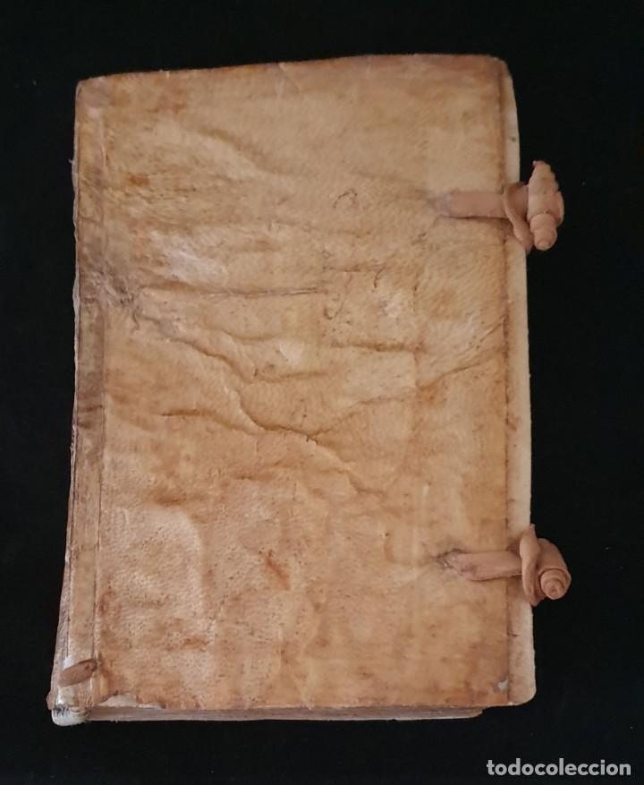 Libros antiguos: LUNARIO Y PRONOSTICO PERPETUO - 1768 - GERONIMO CORTÈS - GRABADOS - BUEN ESTADO. - Foto 14 - 217905183