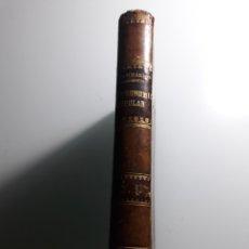Libros antiguos: ASTRONOMÍA POPULAR . LA TIERRA Y EL CIELO. C. FLAMMARION .1870 .GASPAR EDITORES. Lote 218531186