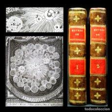 Livros antigos: AÑO 1784 COPÉRNICO ASTRONOMÍA HELIOCENTRISMO DE LA PLURALIDAD DE LOS MUNDOS FONTENELLE 2V GRABADOS. Lote 224254773