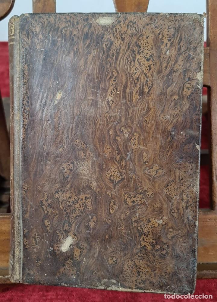 Libros antiguos: ASTRONOMIA FISICA, NOCIONES. JOSE REGUERO. IMP. SEMANARIO E ILUSTRACION. 1850. - Foto 3 - 224951160